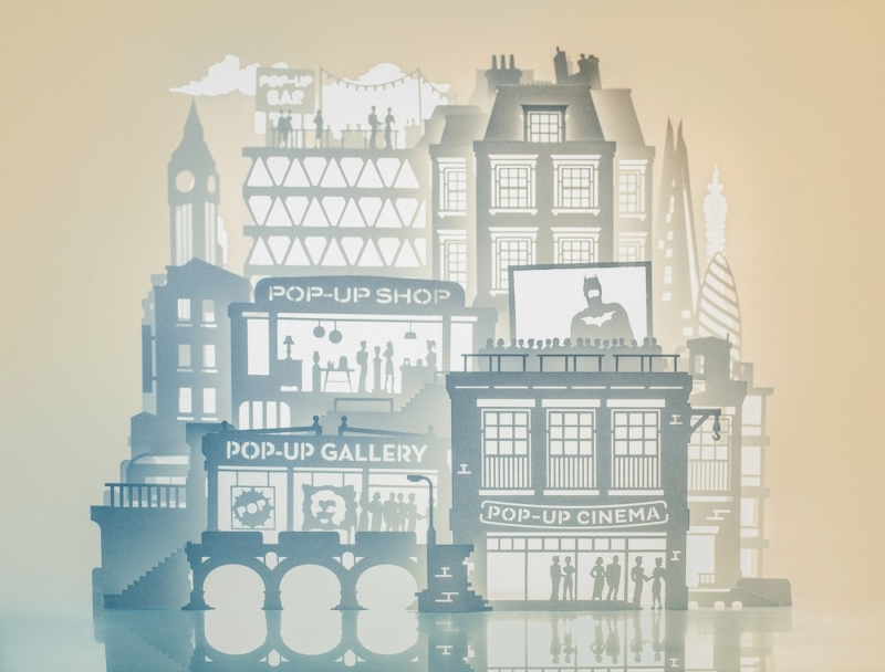 &London – Marc Hagan-Guirey POP UP LONDON image – John Godwin